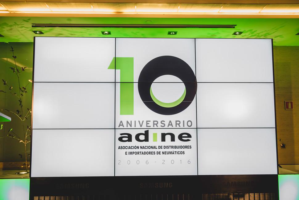 Celebración del 10º Aniversario de Adine